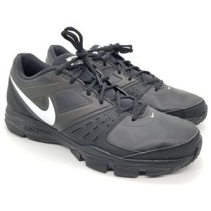 Nike Air One TR Athletic Shoes Trainer Black Sz 12